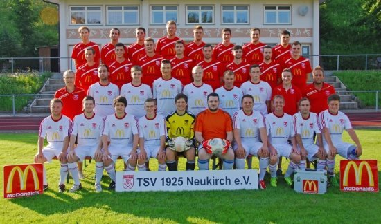 TSV Neukirch in der Saison 2014/2015